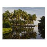 República Dominicana, costa del norte, Nagua, Play Tarjeta Postal