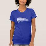 República Dominicana del servicio comunitario Camisetas