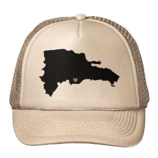 República Dominicana Gorros Bordados