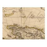 República Dominicana, Haití, las Antillas Postal
