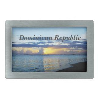 República Dominicana Hebilla Cinturón