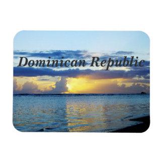 República Dominicana Imán Flexible