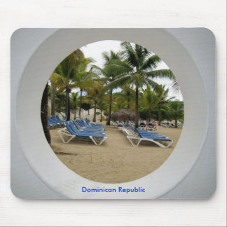 República Dominicana Mousepad Tapete De Raton
