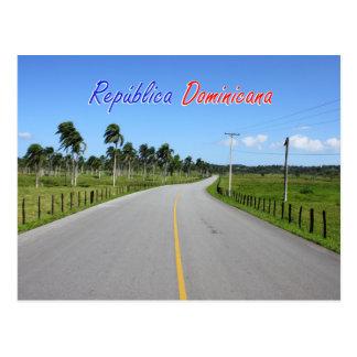 República Dominicana Postcard