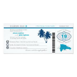 República Dominicana que sube a la invitación de