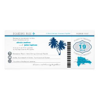 República Dominicana que sube a la invitación de P