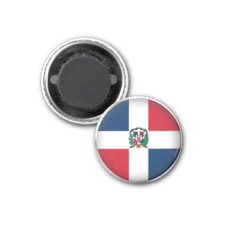 República Dominicana redonda Imanes