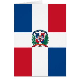 República Dominicana Tarjeta De Felicitación
