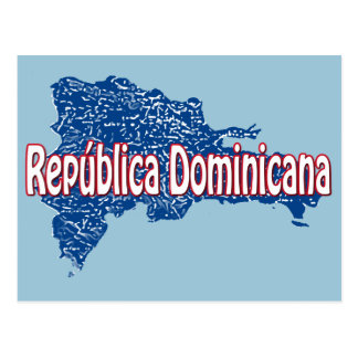 República Dominicana Tarjeta Postal