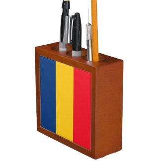 República eo Tchad Organizador De Escritorio