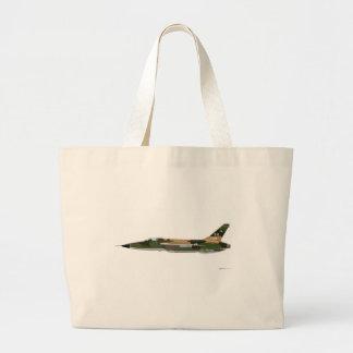 República F-105 Thunderchief Bolsa Tela Grande