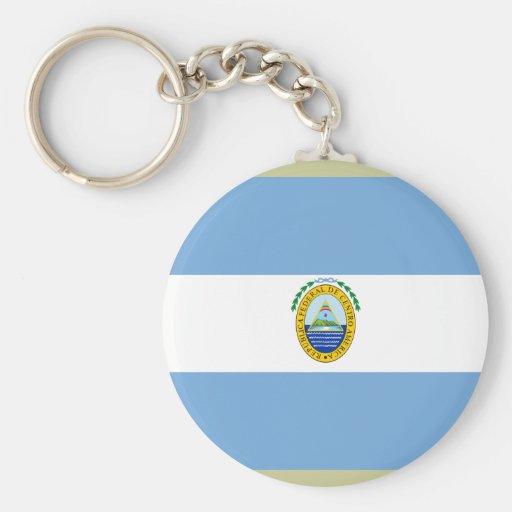 República federal America Central, Costa Rica Llaveros Personalizados