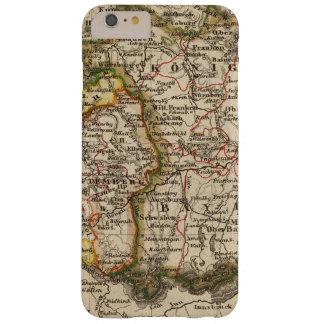 República Federal de Alemania del sur Funda De iPhone 6 Plus Barely There