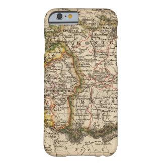 República Federal de Alemania del sur Funda De iPhone 6 Barely There