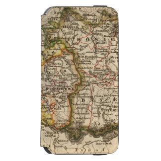 República Federal de Alemania del sur Funda Cartera Para iPhone 6 Watson