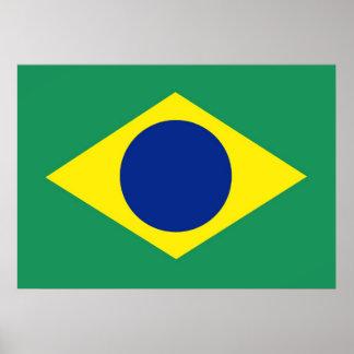 República Federativa do Brasil or The Federative R Poster