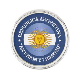 Republica la Argentina Insignia