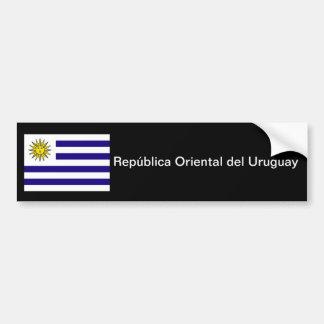 República Oriental del Uruguay bumper Bumper Sticker