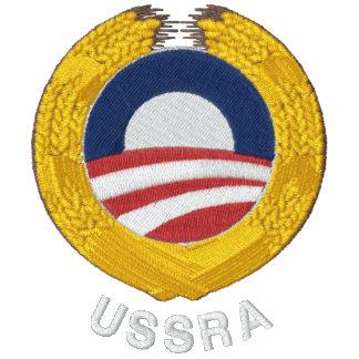 República socialista de Estados Unidos de Amerika Chaqueta Bordada
