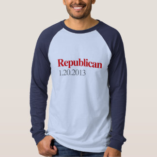 REPUBLICAN 1-20-2013 SHIRT