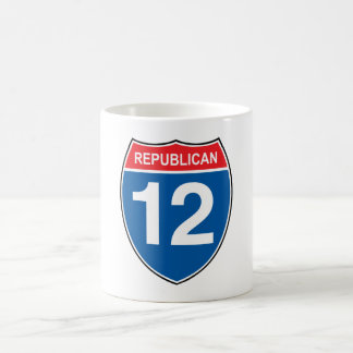 Republican 2012 coffee mug