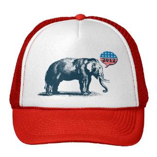 Republican 2012 GOP Elephant Campaign Trucker Cap Trucker Hat