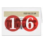 Republican 2016 card