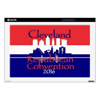 "Republican 2016 Convention 17"" Laptop Skins"