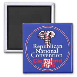 Republican 2016 Convention 2 Inch Square Magnet