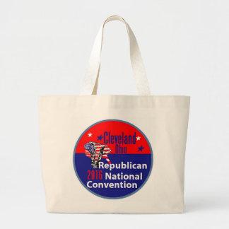 Republican 2016 Convention Jumbo Tote Bag