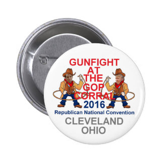 Republican 2016 Convention Button