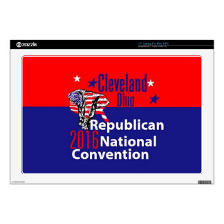 Republican 2016 Convention Decals For Laptops