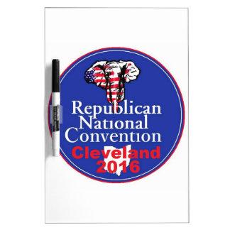 Republican 2016 Convention Dry-Erase Board