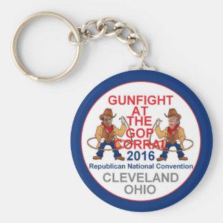 Republican 2016 Convention Keychain