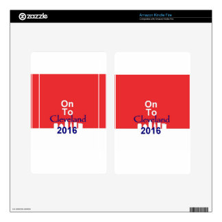 Republican 2016 Convention Kindle Fire Skins