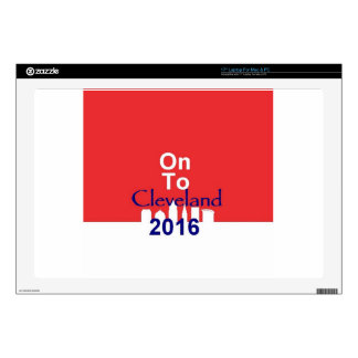Republican 2016 Convention Laptop Skin