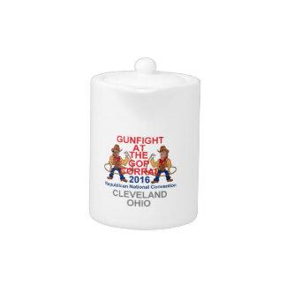 Republican 2016 Convention Teapot