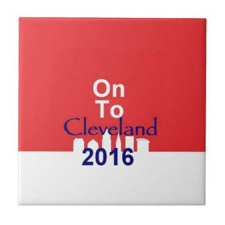 Republican 2016 Convention Tile