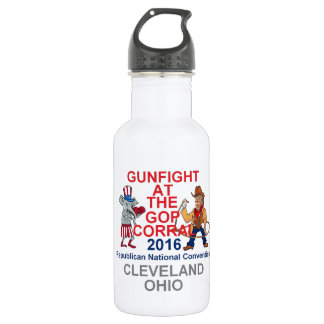 Republican 2016 Convention Water Bottle