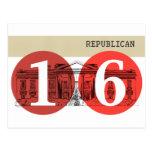 Republican 2016 postcard