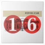 Republican 2016 tiles