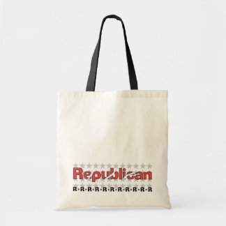 Republican Abstract Bags