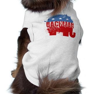 REPUBLICAN BACHMAN DOG T SHIRT