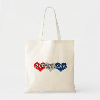 Republican Canvas Bag