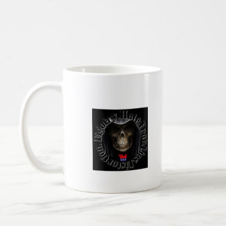 Republican Bigotry Hate Fear Lies And Distortion Classic White Coffee Mug