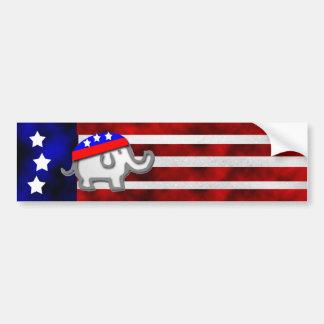 Republican Car Bumper Sticker