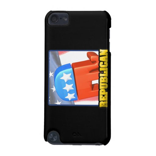 Republican Campaign iPod Touch (5th Generation) Case