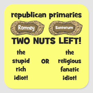 republican candidates stickers