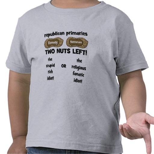 republican candidates t-shirts