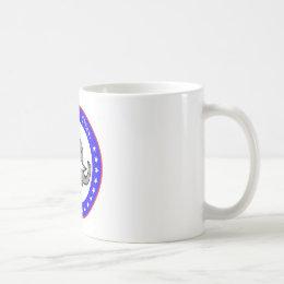 republican chick coffee mug